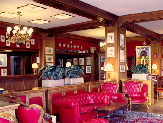 Hotel Citta dei Mille: lobby