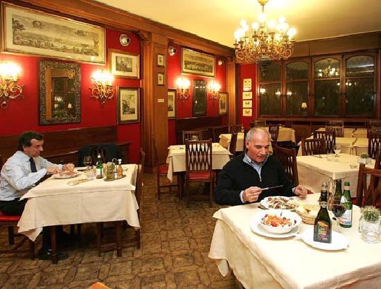 Hotel Citta dei Mille: breakfast