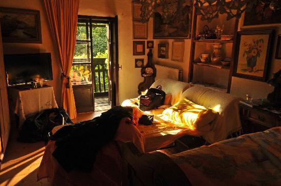 Villa Bertagnolli : Our room