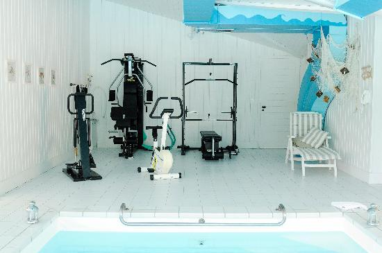 La Forestiere Chambres d'hotes : Fitness