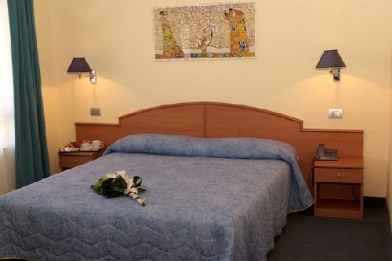 Europalace Hotel : Double room