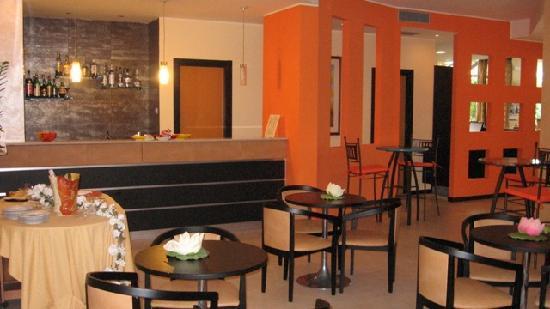 Europalace Hotel : Lounge bar