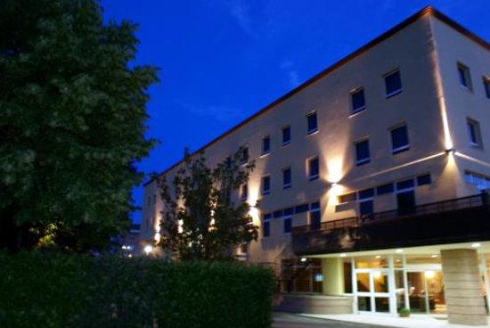 Europalace Hotel : facade