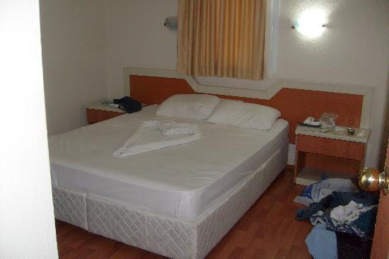 Bellacasa Suites & Club: our bedroom