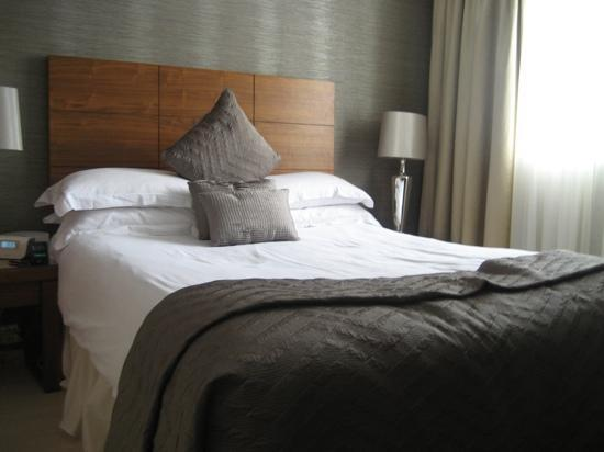 The Beaufort Hotel: chambre double