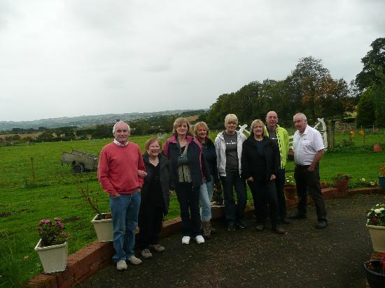 Ironsign Country House: The Mottley Crew!