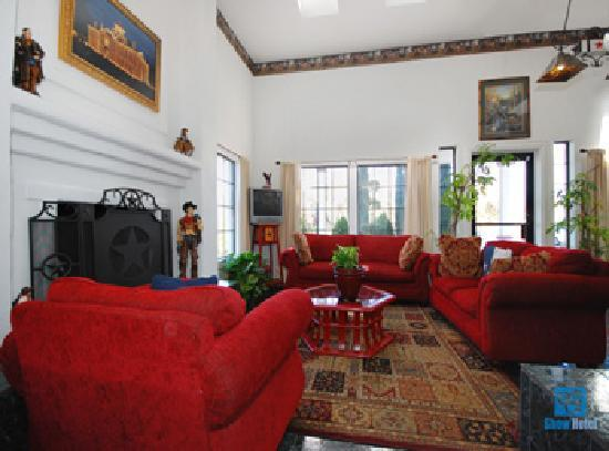 Best Western Johnson City Inn: Lobby