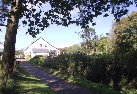 Aberhyddnant Farm Cottages: Bryniau Pell Cottage