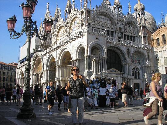 Piazza San Marco: San Marco Katedrale