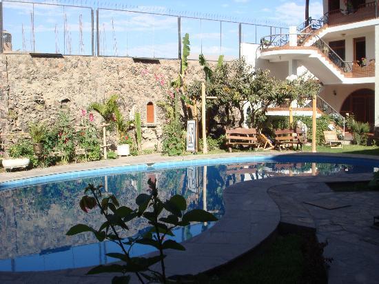 Hotel Alegria: プール