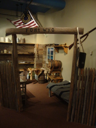 Cheyenne, WY: Children's Fort area