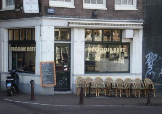Broodje Bert: Restaurant