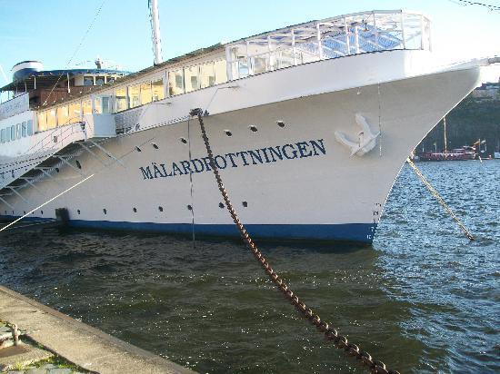 Malardrottningen Yacht Hotel and Restaurant: Hotel