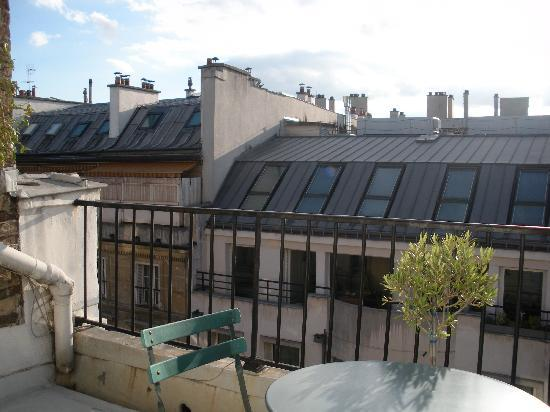 Hotel Vivienne: The view