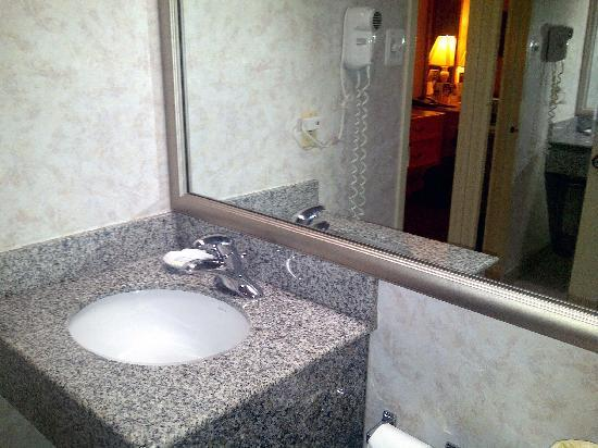 BEST WESTERN Rosslyn/Iwo Jima: Bathroom