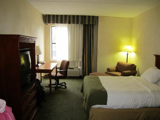 Holiday Inn Express Cambridge: Double Room