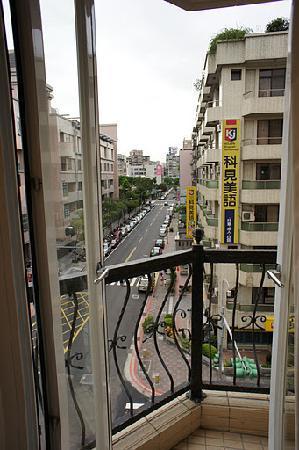 Forward Hotel - Songjiang: バルコニーからの眺め