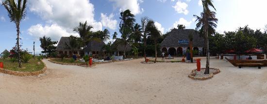 Waikiki Zanzibar Resort: The resort