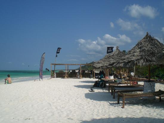Waikiki Zanzibar Resort: Kite Center