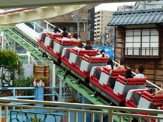 Hanayashiki: Rollercoaster (yes, that is its name)