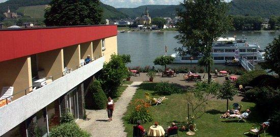 Hotel Zur Mühle: Liegewiese
