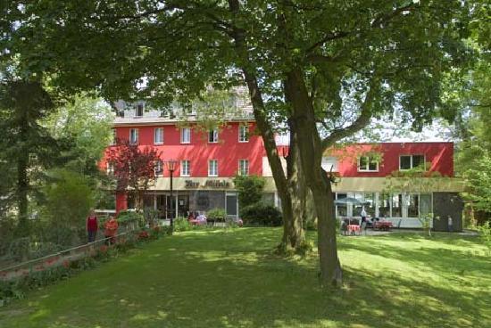 Hotel Zur Mühle: Hausansicht