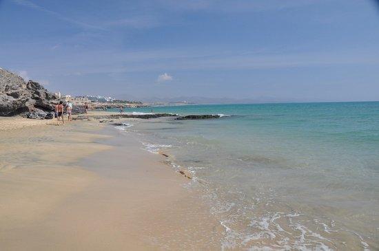 Playa de Jandia, Spain: spiaggia de sotavento