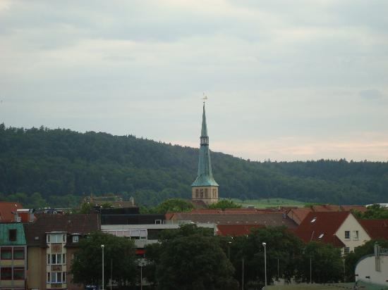 Mercure Hotel Hameln: View from my room