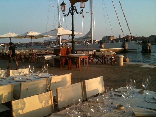Riviera Venice Dorsoduro Accademia Restaurant