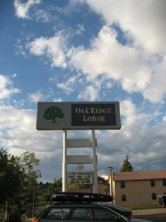 Quality Inn : Oak Ridge Lodge