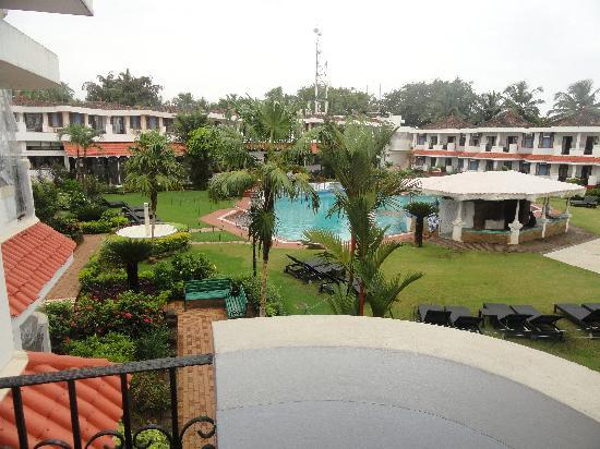 Cansaulim, India: View from the room