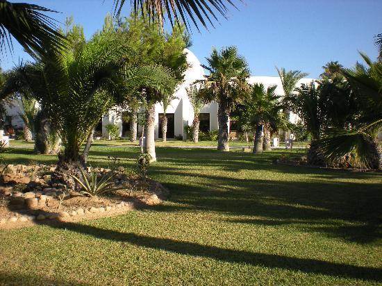 Yadis Djerba Golf Thalasso & Spa: Hotelanlage