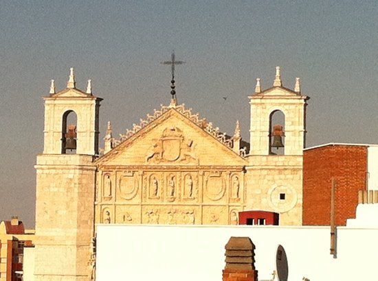 Valladolid, Spain: iglesia de san Pablo