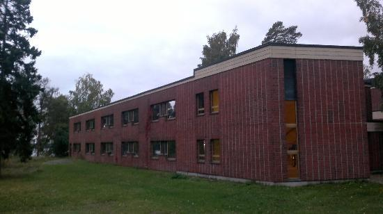 Hotel Rantapuisto: Single room section