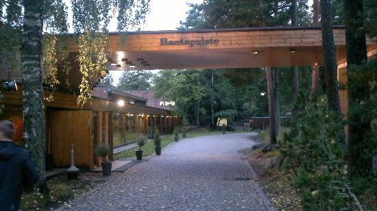 BEST WESTERN Hotel Rantapuisto: Entrance
