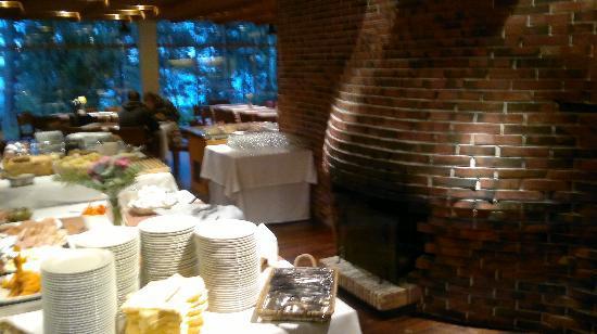 Hotel Rantapuisto: Breakfast