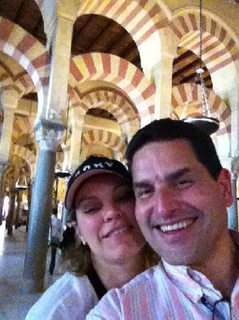 NH Collection Amistad Cordoba: Arcos en la Gran Mezquita