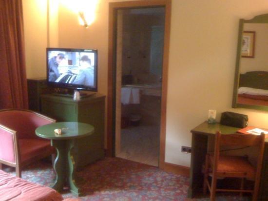 Hotel Rutllan: chambre double 2