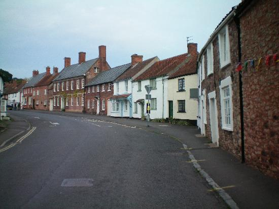 The Old Cider House: The village of Nether Stowey