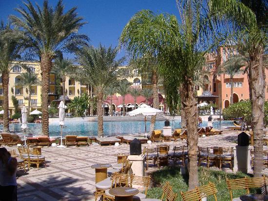 The Grand Resort Hurghada: Large pool area