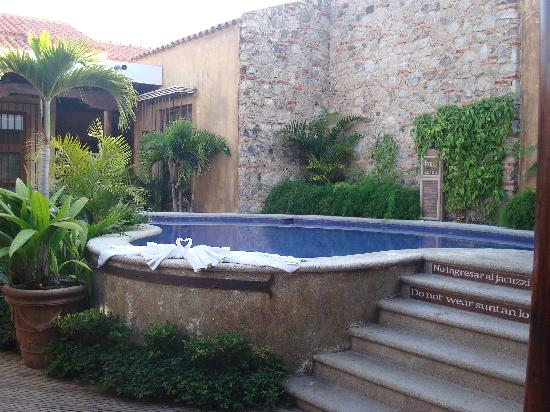 Camino Real Antigua: Pool