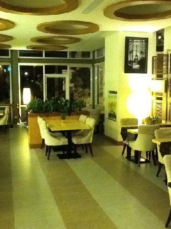 Aroma Hotel : 咖啡廳
