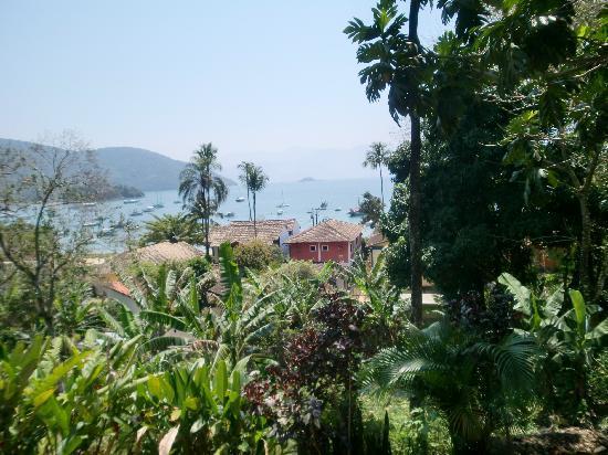 Pousada Tagomago Beach Lodge : Blick1 aus dem Zimmer