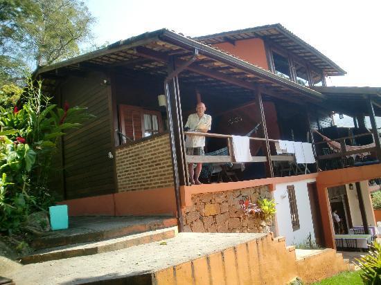 Pousada Tagomago Beach Lodge : Der erste Eindruck