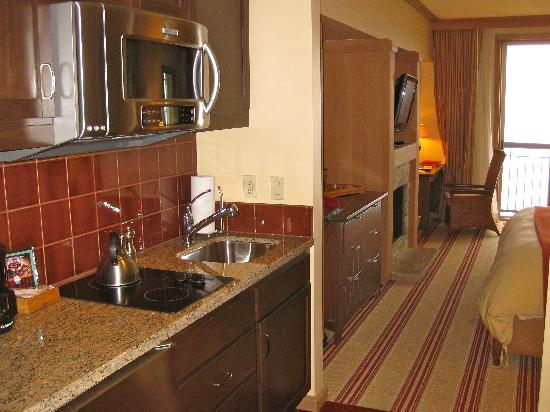Suncadia Resort: Resort kitchen