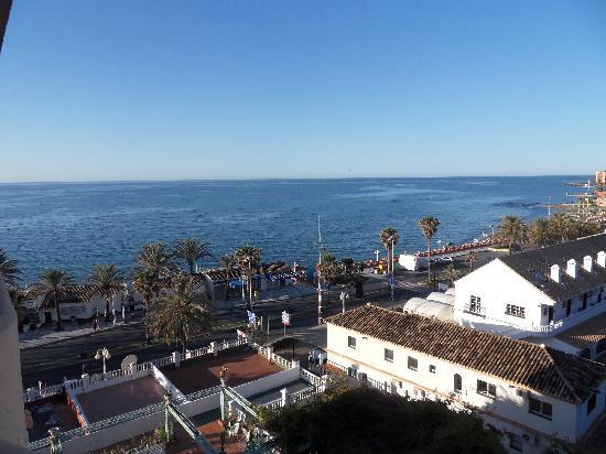 Palia La Roca Hotel-Club: sea view from our room