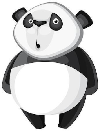 Bamboo B&B: Puck (Bamboo Mascotte)