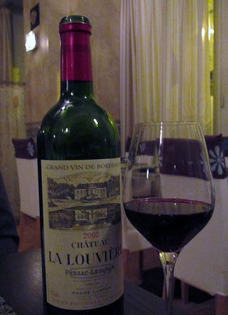 Our Wine at Le Grand Mericourt