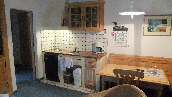 Mondi-Holiday Alpenblickhotel Oberstaufen: Kitchenette - Room 618