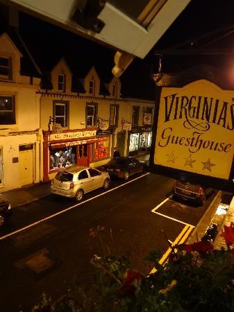 Virginia's Guesthouse Kenmare: Virginia's on Henry Street